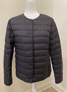 UNIQLO Black Ultra Light Down Compact Jacket M