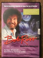 NEW Bob Ross: Waterfalls Collection 3 Discs DVD 6.5 Hours Region 1