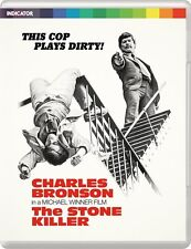 THE STONE KILLER [Blu-ray] (1973) Charles Bronson, Michael Winner Film Limited
