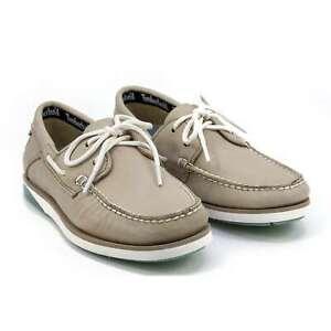 Timberland Men Atlantis Break Boat Shoes