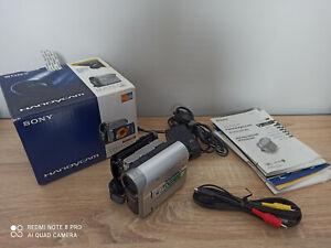videocamera sony handycam minidv sony dcr-hc51e pal