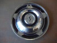 """1958 58 Studebaker Hubcap Rim Wheel Cover Hub Cap 14"""" OEM USED"""