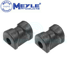 2x Meyle anti roll bar buissons essieu avant gauche et droite (inner) no: 300 313 5105