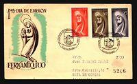 Fernando Poo 1960 Prayer Series FDC - Z15071