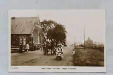 More details for postcard wesleyan chapel mablethorpe lincolnshire unposted kingsway real photo