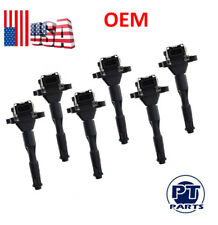 6X  Ignition Coil 0221504029 0221504004 00110 00143 For LandRover Range Rover