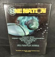 One Nation Bank Holiday Back2bac Drum & Bass Rave Album Complete 8 Tape Cassette