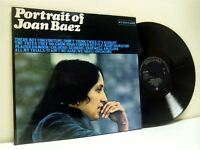 JOAN BAEZ portrait of joan baez LP EX/EX- SVRL 19025, vinyl, album, uk, 1967