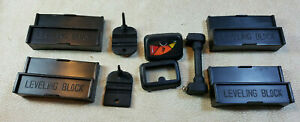 Thermos Grill 2 Go Fire & Ice Parts Thermostat Sight Glass Leveling Blocks More