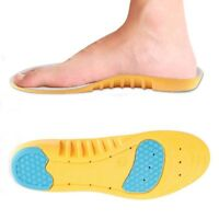 Ladies memory foam insoles orthotics arch support Insoles pads Uk size 5.5-6.5