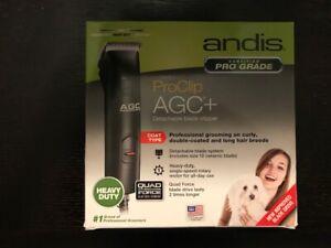 Andis ProClip AGC Detachable Blade Pet Clipper Kit Heavy Duty 23835 New