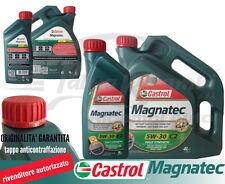 OLIO MOTORE ORIGINALE CASTROL MAGNATEC 5W-30 C2 LT.5
