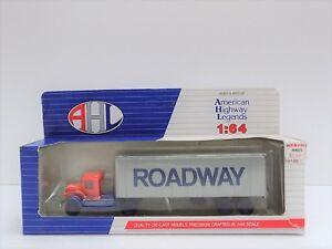 AHL L51402 MACK TRUCK ' ROADWAY '  MINT BOXED 1:64