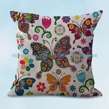 US SELLER, butterfly cushion cover throw pillows modern