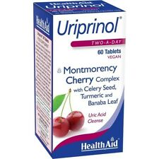 Health Aid Uriprinol Montmorency Cherry Complex 60 Tablets