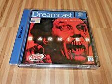 Carrier - Sega Dreamcast - Komplett