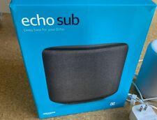 Amazon P5B83L 100W Echo Sub - Charcoal