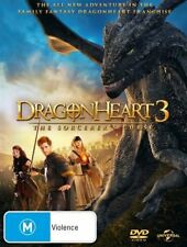 The Dragonheart 3 - Sorcerer's Curse (DVD, 2018)