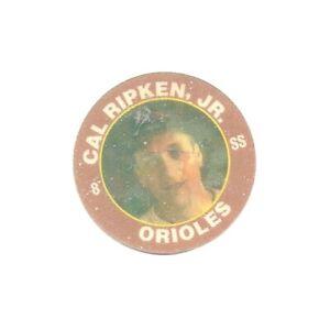Cal Ripken Jr 1992 Superstar Action Coin 7/11 Baltimore Orioles 9 Of 26