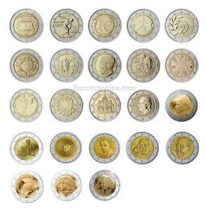 #RM# 2 EURO GEDENKMÜNZEN GRIECHENLAND (2004-2021) - NEU - frei wählbar