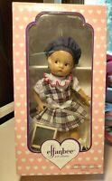 """Ashton Drake Patsyette September Doll - Effanbee - 8"""" New in Box -Back to School"""