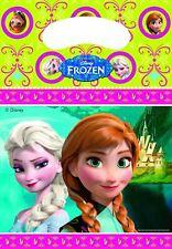 12 Frozen Sacs Butins Fête Sac Enfant Présent Anniversaire Supply Événement Noël