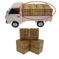8pcs Original WPL Mini Carton Box for D12 B16 B36 B24 MN77 MN90 MN99 RC Car Auto