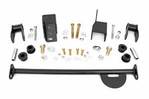 Rough Country Shackle Reversal Kit (fits) 76-93 Jeep CJ5 | 76-86 CJ7 | 81-85 CJ8