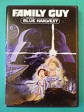 Family Guy Presents Blue Harvest Dvd