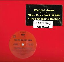 WYCLEF JEAN-FEATURING 50 CENT-COLUMBIA RECORDS-THE PRODUCT G&B PROMO COPY EX CO