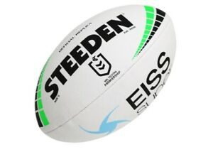 Steeden Official NRL Premiership Replica Ball (Size 5)
