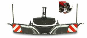 Stoßstange Von Sicherheits Traktor Tractor Bumper Safetyweight Grey Farbe 1:3 2