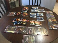 World of Warcraft PC Game Lot Cataclysm Burning Crusade Lich King Complete