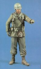Verlinden 120mm 1/16 US Airborne Major General pointing WWII [Resin Figure] 471