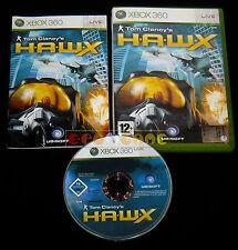 TOM CLANCY'S H.A.W.X. Xbox 360 Versione Italiana HAWX 1ª Edizione ••••• COMPLETO