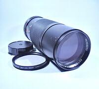 Auto Optomax 300mm f/5.5 Prime Telephoto Lens Ø58 - C/FD Mount