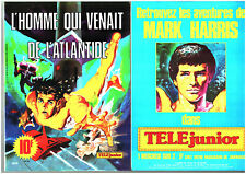 L'HOMME QUI VENAIT DE L'ATLANTIDE ¤ COLLECTION TELE JUNIOR ¤ 1979 A2