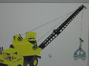 Mighty Tonka Crane, Cord, String, Fits all Cranes,Rig Your Toy Crane