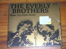 BOITIER 2 CD / THE EVERLY BROTHERS / WAKE UP LITTLE SUSIE / NEUF SOUS CELLO