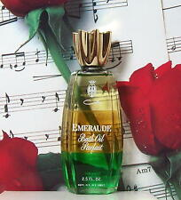 Emeraude Bath Oil Parfait 2.5 Oz. By Coty. Vintage. Unbox.
