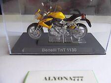 1/24 Ixo BENELLI TNT 1130 MOTO Bike Motorcycle 1:24 Altaya / IXO *NEW*