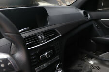 MOS Carbon Fiber Dashboard Trim Cover for Mercedes-Benz W204 Facelift LHD