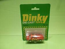 DINKY TOYS 115 CHEVROLET CAMARO Z28 1:60?- NM IN UNOPENED CARD BLISTER
