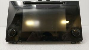 2017-2018 Toyota Corolla Am Fm Cd Player Radio Receiver 76782