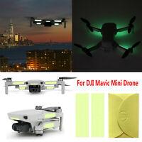 Pour DJI Mavic Mini Drone Luminous Sticker Night Flight Glowing Decorative Decal