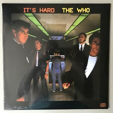 LP The Who-It's Hard (2015)