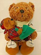 Avon Twas The Night Before Christmas Animated Talking Story Bear 2006