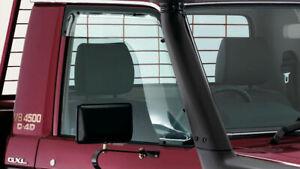 Genuine Toyota Land Cruiser 70 Weather shield RH Aug 2001 On PZQ23-60040