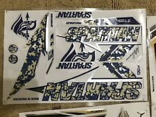 CRICKET BAT STICKER WITH EMBOSS+ CHROME COLOR 2019 Model