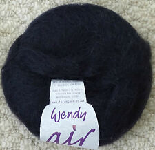 Wendy Air Lace Wight Knitting Crochet Yarn 70 Kid Mohair 2614 Amy